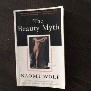Other - The beauty myth book by Naomi wolf